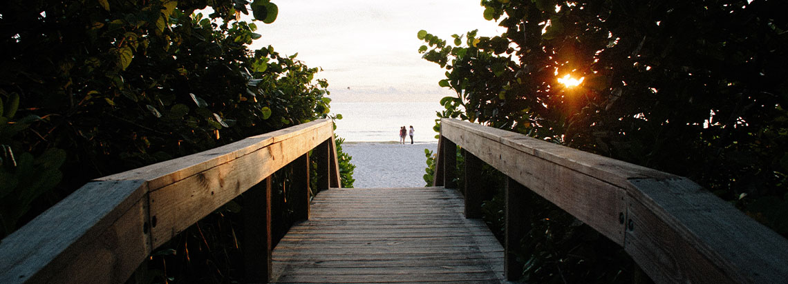 Beach Access in Southwest Florida | Loeffler IP Group - Southwest Florida Intellectual Property Lawyers
