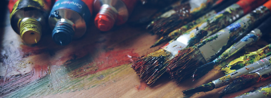 Paintbrushes | Loeffler IP Group - Southwest Florida Intellectual Property Lawyers